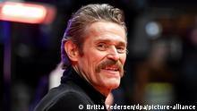 Willem Dafoe | US-Schauspieler (Britta Pedersen/dpa/picture-alliance)