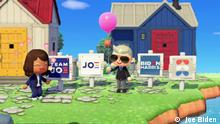 Screenshot vom Spiel Animal Crossing (Shift)
