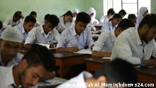 Students taking part higher secondary and equivalent exams (HSC) in Bangladesh. The photos were taken on 01 April, 2019. Education Minister Dipu Moni visited some exam centers in Dhaka. © Abdullah Al Momin/bdnews24.com Keywords: Bangladesh, HSC, exam, Dipu Moni