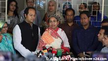 Bangladesch 2019 | Besuch Bildungsminister Dipu Moni