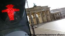 Berlin-Mitte Hotspot der Coronapandemie
