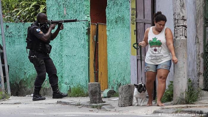 Akcija brazilske policije u jednoj faveli Rio de Žaneira