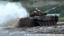 Symbolbild I Serbien I Militär