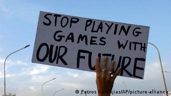 Διαδηλώσεις Ελληνοκυπρίων κατά του ανοίγματος Βαρωσίων