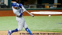 USA Baseball Los Angeles Dodgers - San Diego Padres
