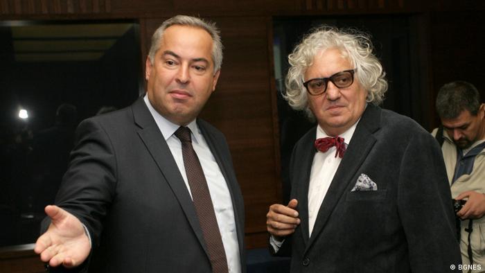 Бойко Василев и Георги Лозанов