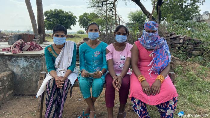 Млади жени от Навали
