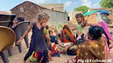 Indien I Junge Frauen in Navali