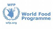 Logo Welternährungsprogramm der Vereinten Nationen
