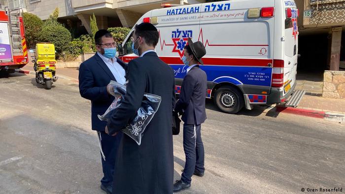 Бней-Брак - місто із ультраортодоксальним населенням під боком у світського Тель-Авіва