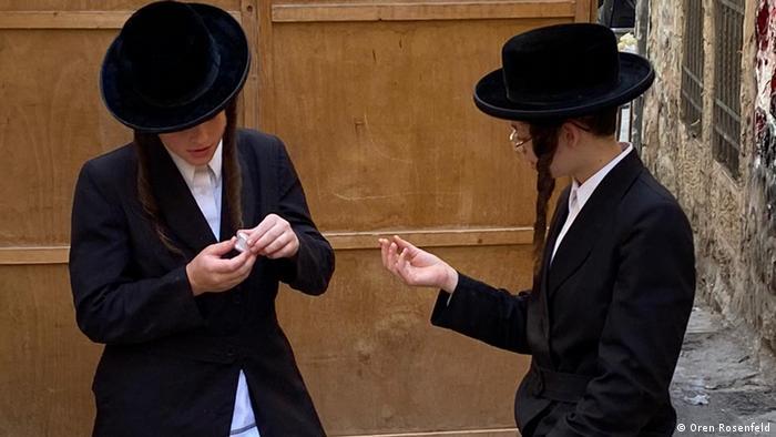 Israel Corona | Ultra-Orthodox-Gemeinden
