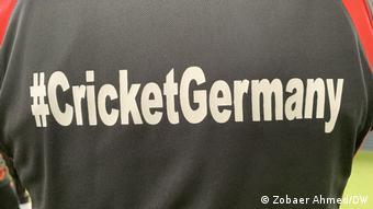 Deutsches Frauen-Nationalteam Cricket (Zobaer Ahmed/DW)