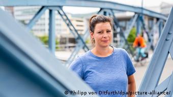 Fan-Initiative DFB I Fansprecherin Helen Breit