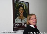 Helga  Prignitz Poda, curadora da mostra
