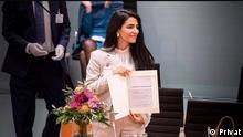 Bjeen Alhassan I Integrationspreisträgerin 2020