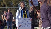 FDP-Politikerin Karoline Preisler I Anti-Corona-Protest
