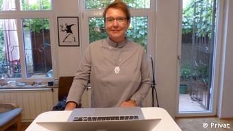 österreichische Journalistin Adelheid Wölfl
