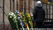 Halle | Gedenken an Anschlag auf Synagoge |