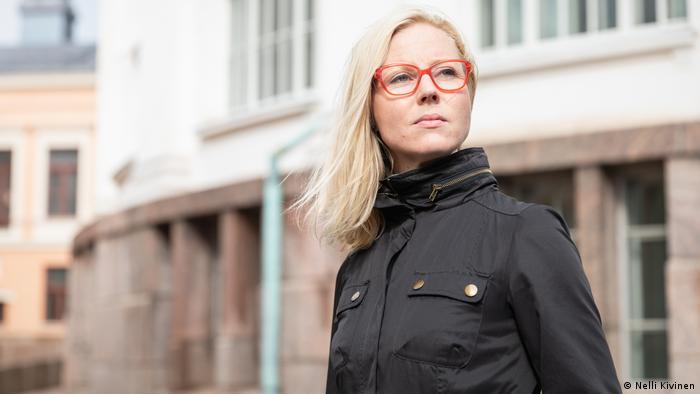 Journalistin Jessikka Aro