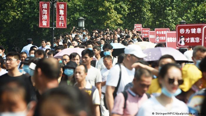 Nationalfeiertag in China