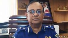 Mohammad Tabarak Ullah   Polizei Bangladesch