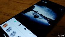 DW Shift Fotobearbeitungs-Apps im Test | BlackCam Lite