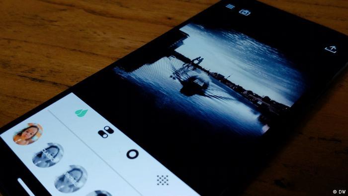 DW Shift Fotobearbeitungs-Apps im Test   BlackCam Lite