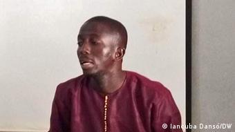 Guinea-Bissau | Queba Sané politischer Aktivist