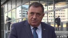 Milorad Dodik | Staatspräsidium Bosnien und Herzegowina