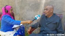 DW Interview Sansibar Präsidentschaftskandidat - Maalim Seif