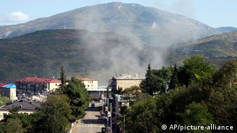 Berg-Karabach Stepanakert   Kämpfe