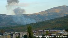 Berg-Karabach Stepanakert | Kämpfe