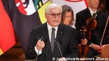 Halle | Gedenken an Anschlag auf Synagoge | Rede Bundespräsident Steinmeier