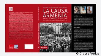 Buchcover | La causa armenia. Del Ararat a Uruguay
