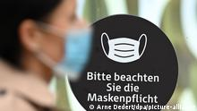 Deutschland Neue Corona-Regeln in Frankfurt am Main