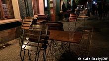 Sperrstunde in Berlin Ort: Friedrichshain, Berlin Datum: 10.10.2020 Fotografin: Kate Brady