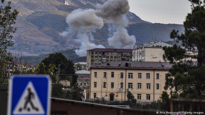 Nagorno-Karabah, o regiune îndelung disputată