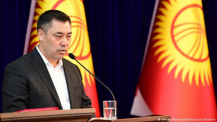 New Kyrgyz Prime Minister Sadyr Zhaparov