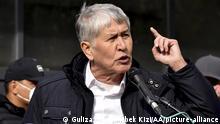 Kirgistan | Ausnahmezustand | Almazbek Atambayev