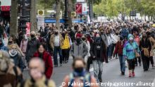 Deutschland Berlin | Coronavirus | Protest gegen Maßnahmen