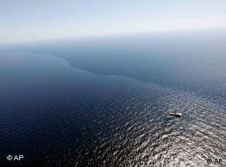 Ölteppich auf dem Golf von Mexiko (Foto: AP)