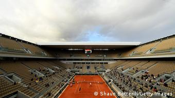 Теннисный комплекс Roland Garros в Париже