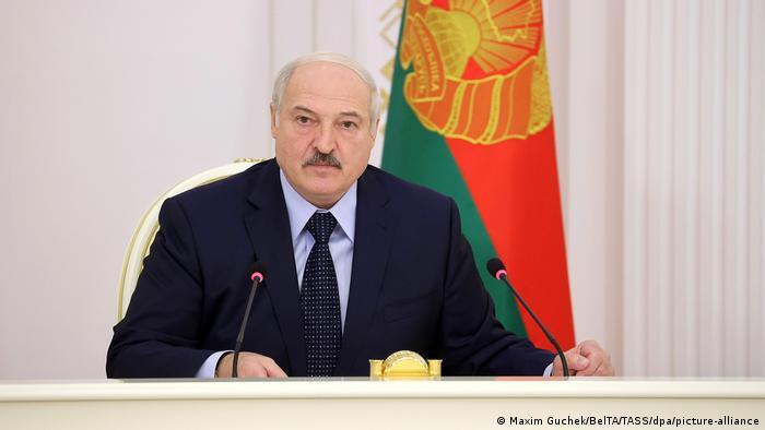 Predsednik Rusije Aleksandar Lukašenko