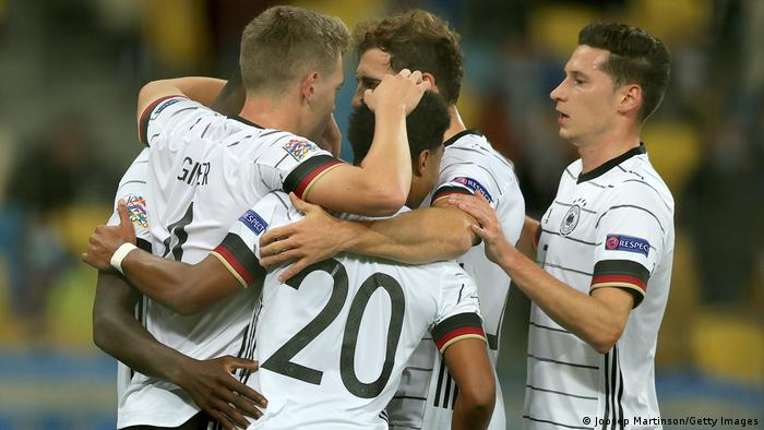 Draxler (on the right) impressed once again