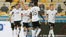 UEFA Nations League | Ukraine vs. Deutschland | 2. Tor Deutschland