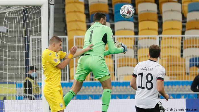 UEFA Nations League   Ukraine vs. Deutschland   2. Tor Deutschland
