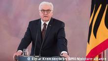 Deutschland Bundespräsident Steinmeier