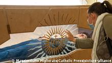 Italien Assisi | Heiligsprechung Carlo Acutis