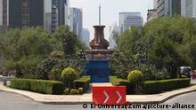 Mexiko City | Columbus Denkmal
