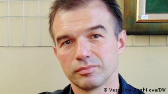 Д-р Иван Добринов, психиатър от болницата в Раднево